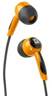 Наушники DEFENDER Basic 604, оранжевые