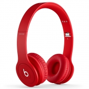 Monster Beats (Монстер Битс)  Solo HD Matte Red(красный)