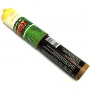 Дымовая шашка, факел дымовой желтый