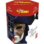 """батарея салютов """" Венецианский карнавал"""" сс7716"""
