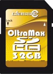 карта памяти SDHC 32gb OltraMax class 10