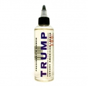"""Жидкость для Электронных сигарет """" Trump"""" Presidents lunch емкость 120 мл, никотин 3 мг"""