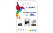 MicroSD 32GB Apacer  class 10 UHS-I без адаптера