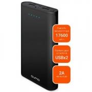 Зарядное  устройство  QUMO PowerAid 17600, чёрный.