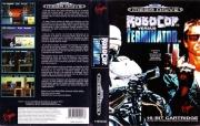 картридж (кассета) на SEGA (сега) Robocop VS Terminator  (робокоп против терминатора)