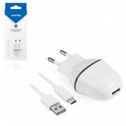 сетевое зу Smartbuy Nova MKII + кабель USB 3.1