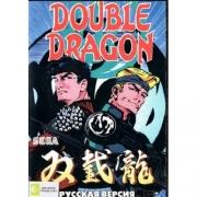 картридж (касcета) на SEGA (сега) Double dragon
