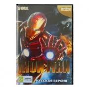 картридж (кассета) на SEGA (сега) Iron man (айрон мен)