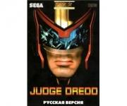 картридж (кассета) на SEGA (сега) Judge Dredd  (Судья Дредд)