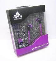 наушники Sennheiser (cенхайзер)CX260i Adidas ( адидас)  фиолетовый