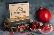 """табак для кальяна СЕВЕРНЫЙ  """" СМОТРЯЩИЙ ГРАНАТ """" 100 ГР"""