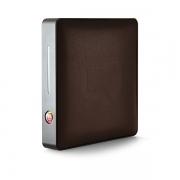 Qumo PowerAid Real Leather 7000 mah  резервная батарея