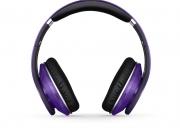 Наушники Monster Beats (Монстер Битс)  Purple(фиолетовый)