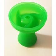 Чашка силиконовая Hookah (зеленая)