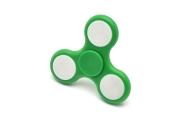 Spinner ( Спиннер ) светящийся антистресс зеленый