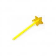 Светящая полочка  звезда жёлтая
