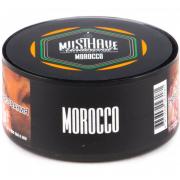 табак для кальяна MUSTHAVE  MOROCCO  ( МАСТХЕВ) 25 гр.