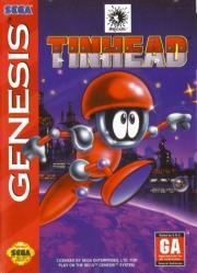 картридж (кассета) на SEGA (сега) Tinhead (тинхед)
