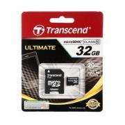 usb карта памяти Transcend  class 10, 32gb