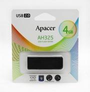 Флеш-накопитель USB 4gb Apacer AH325