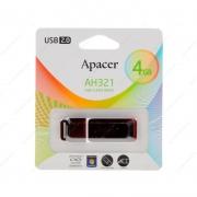 Флеш-накопитель USB 4gb Apacer AH321