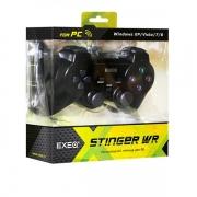 EXEQ (эксео)  Stinger WR джойстик для компьютера (PC) беспроводной
