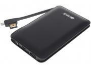 Зарядное Устройство  Hiper SPS6500 Li-Pol, 6500mAh, 2,1А, черный