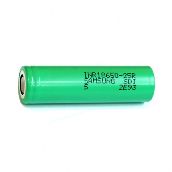 аккумулятор для электронных сигарет samsung 18650 25 R