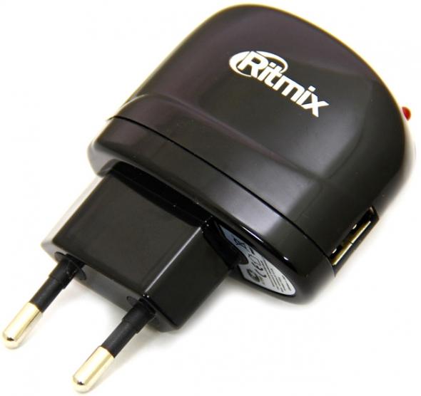 сетевое зарядное устройство Ritmix RM-003 для планшетов